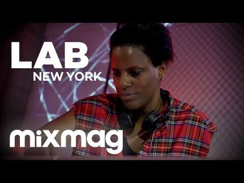 ANTHEA driving house set in The Lab NYC