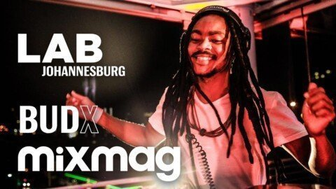 Bruce Loko eclectic house set in The Lab Johannesburg