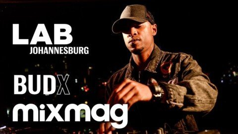 Da Capo afro house set in The Lab Johannesburg