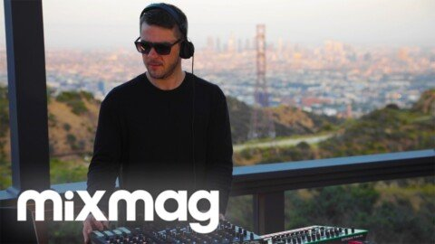 Matador techno set from the Hollywood Hills