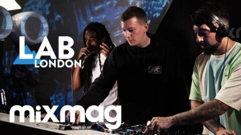 MY NU LENG in The Lab LDN