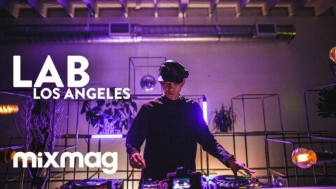 Nosaj Thing DJ set from the Timetable Records takeover of The Lab LA