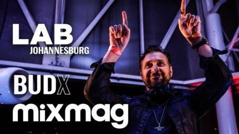 Sharam goes deep in The Lab Johannesburg