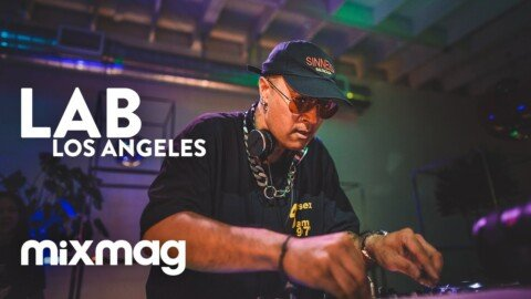 Timetable Records takeover with 4THSEX in The Lab LA