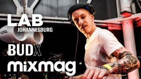 Das Kapital eclectic house set in The Lab Johannesburg