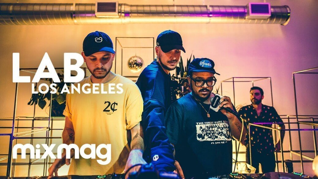 HARD takeover with GTA and Born Dirty in The Lab LA
