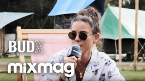 Louise Chen on bringing her parents to her festival set | BUDX Tomorrowland