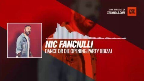 Nic Fanciulli - Dance Or Die Opening Party (Ibiza) #Periscope #Techno #music