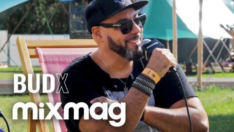 Roger Sanchez on the future of Ibiza | BUDX at Tomorrowland