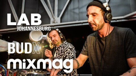 Sound Sensible eclectic techno set in The Lab Johannesburg