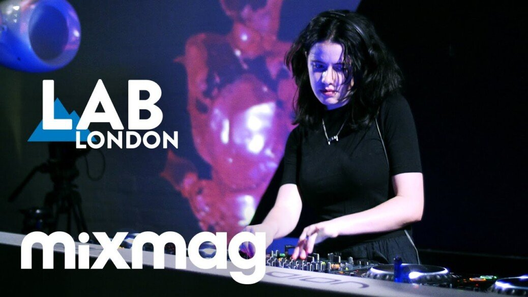 ANDY GARVEY electro and techno set in The Lab LDN