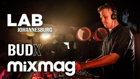 Dogstarr eclectic techno set in The Lab Johannesburg