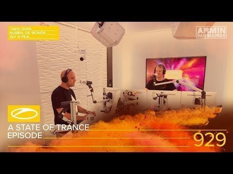 A State Of Trance Episode 929 [#ASOT929] (Hosted by Ruben de Ronde & Aly & Fila) - Armin van Buuren