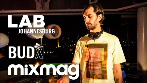 Jeremy Olander melodic house set in The Lab Johannesburg
