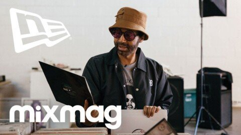 Moodymann: Detroit Dust On My Shoes | Mixmag Originals x New Era