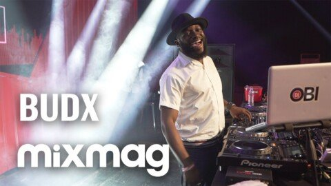 Record-breaking DJ OBI set from BUDX Lagos