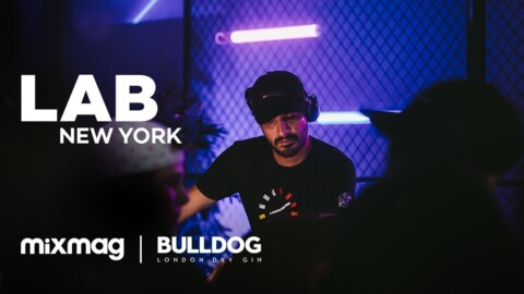 Ardalan house set in The Lab NYC | Bulldog Gin