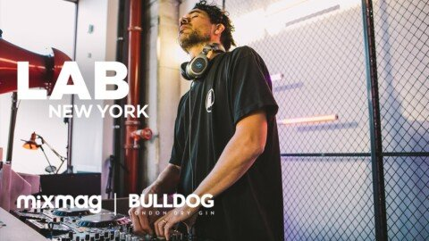 Matthew Dear eclectic house and techno set in The Lab NYC | Bulldog Gin