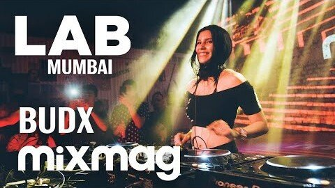 ANA LILIA in The Lab Mumbai | BUDX