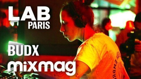 AZF relentless techno set in The Lab Paris