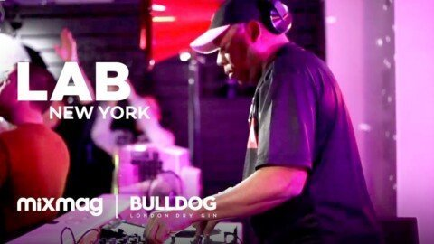 Joe Smooth classic house set in The Lab NYC