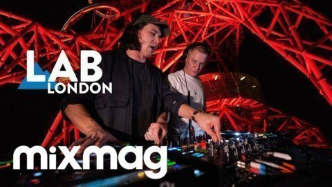 JUNGLE in The Lab LDN | ArcelorMittal Orbit special