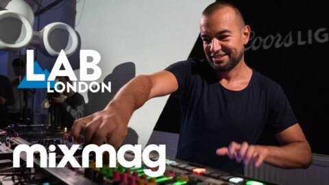 KiNK live techno set in the Lab LDN