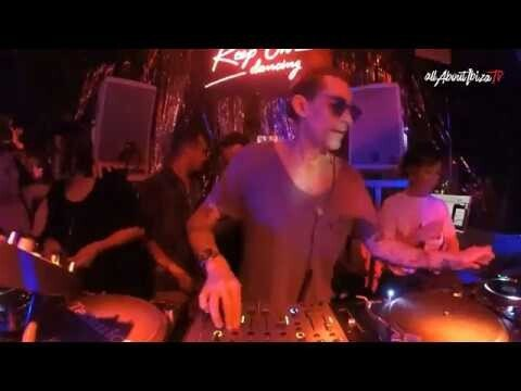 Knario x Keep On Dancing Round 2 at Bora Bora Ibiza © www.Allaboutibizatv.net