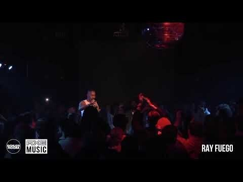 Ray Fuego | Boiler Room x AXE Music One Night Only | Rotterdam
