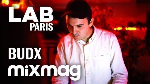 Voiron live set in The Lab Paris