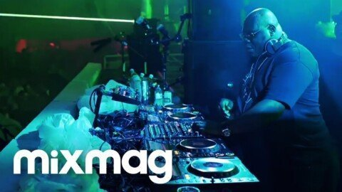 Carl Cox live at The Brooklyn Mirage, NYC