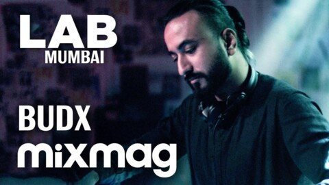 Likwid in The Lab Mumbai with Mixmag & Budweiser