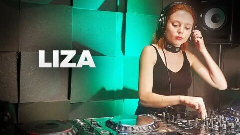 Liza - Live @ Radio Intense Barcelona 23.12.2019 // Melodic Techno Mix