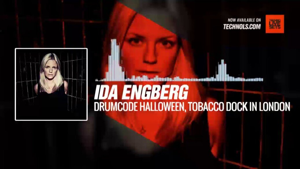 Ida Engberg - Drumcode Halloween, Tobacco Dock in London (Drumcode Radio Podcast 487) 04-12-2019