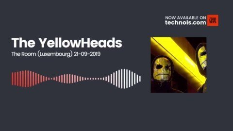Techno Music: The YellowHeads @ The Room (Luxembourg) 21-09-2019