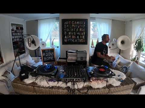 """Luciano """"Living Room Series part 8"""" 21.03.2020."""