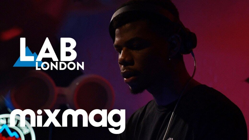 POTÉ percussive house set in the Lab LDN [Lockdown Special]