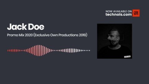 Techno Music: JackDoe Promo Mix 2020 (Exclusive Own Productions 2019)