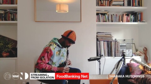 Shabaka Hutchings   Streaming From Isolation with Night Dreamer & Worldwide FM