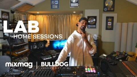 MK in The Lab: Home Sessions #StayHome