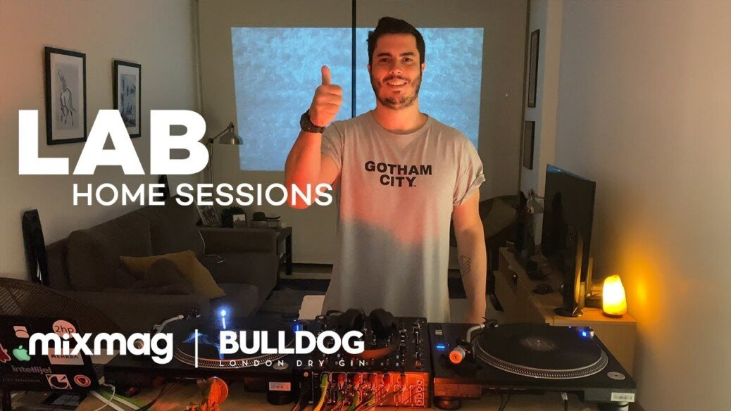 Wehbba in The Lab: Home Sessions #StayHome