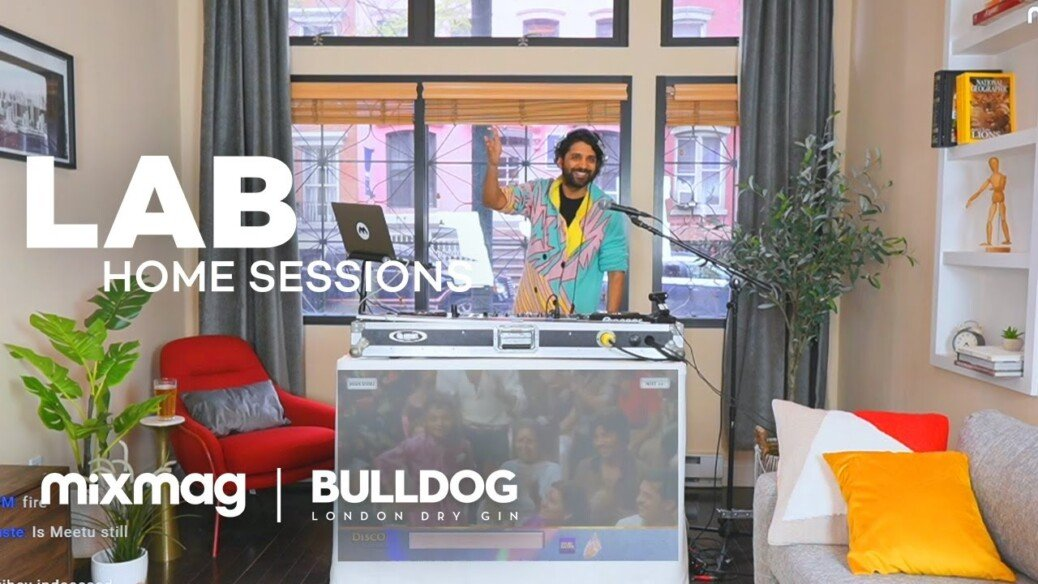 Atish in The Lab: Home Sessions #StayHome
