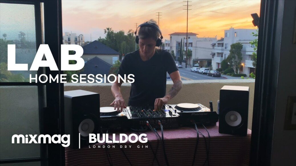 J.Worra in The Lab: Home Sessions #StayHome