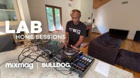 Kenny Larkin in The Lab: Home Sessions #StayHome