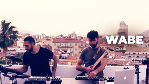 Wabe - Live @ Radio Intense Palermo 30.05.2020 // Melodic Techno  / Progressive House Mix