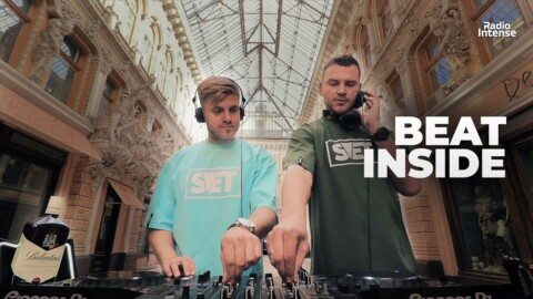 Beat inside - Live @ Radio Intense, Ballantine's True Music / Melodic Techno Mix