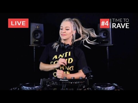 Vanessa Sukowski | Time to Rave #4 Livesession (Sputnik Springbreak Edition)
