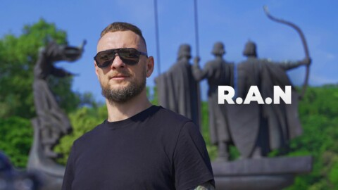 R.A.N - Live @ Radio Intense Kyiv, Ballantine's True Music 25.06.2020 / Techno Mix