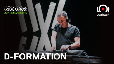 D-Formation DJ set - 20 Years: Stereo Productions Live | @Beatport  Live