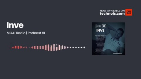 Deep House: Inve (Italy) - MOAI Radio | Podcast 91